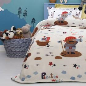 Κουβέρτα Fleece Μονή 160x220 DAS HOME KID LINE 4653