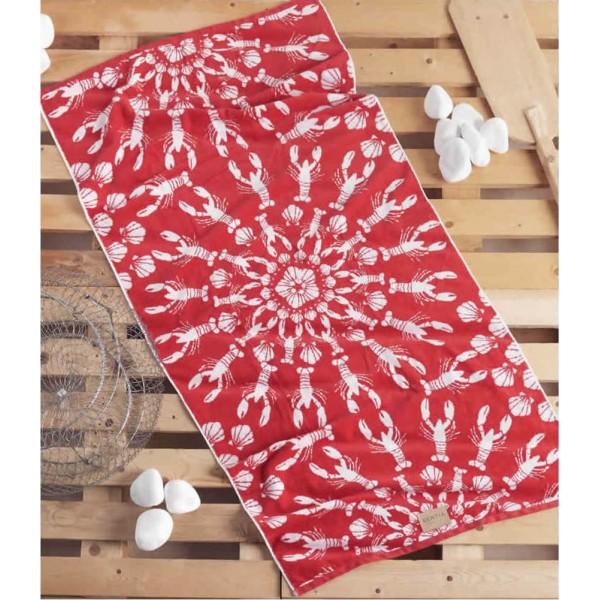 Πετσέτα Θαλάσσης 80x160 KENTIA LOBSTER 27