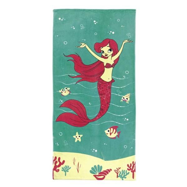 Πετσέτα Θαλάσσης Παιδική 75x150 NIMA SHELLINA