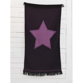Πετσέτα Θαλάσσης/Παρέο 85x160 PALAMAIKI ALL STAR BLACK