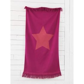 Πετσέτα Θαλάσσης/Παρέο 85x160 PALAMAIKI ALL STAR VIOLET