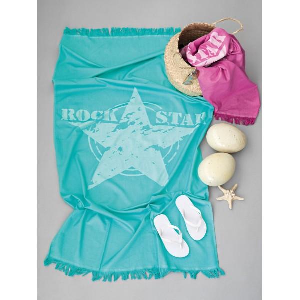 Πετσέτα Θαλάσσης/Παρέο 85x160 PALAMAIKI PA909
